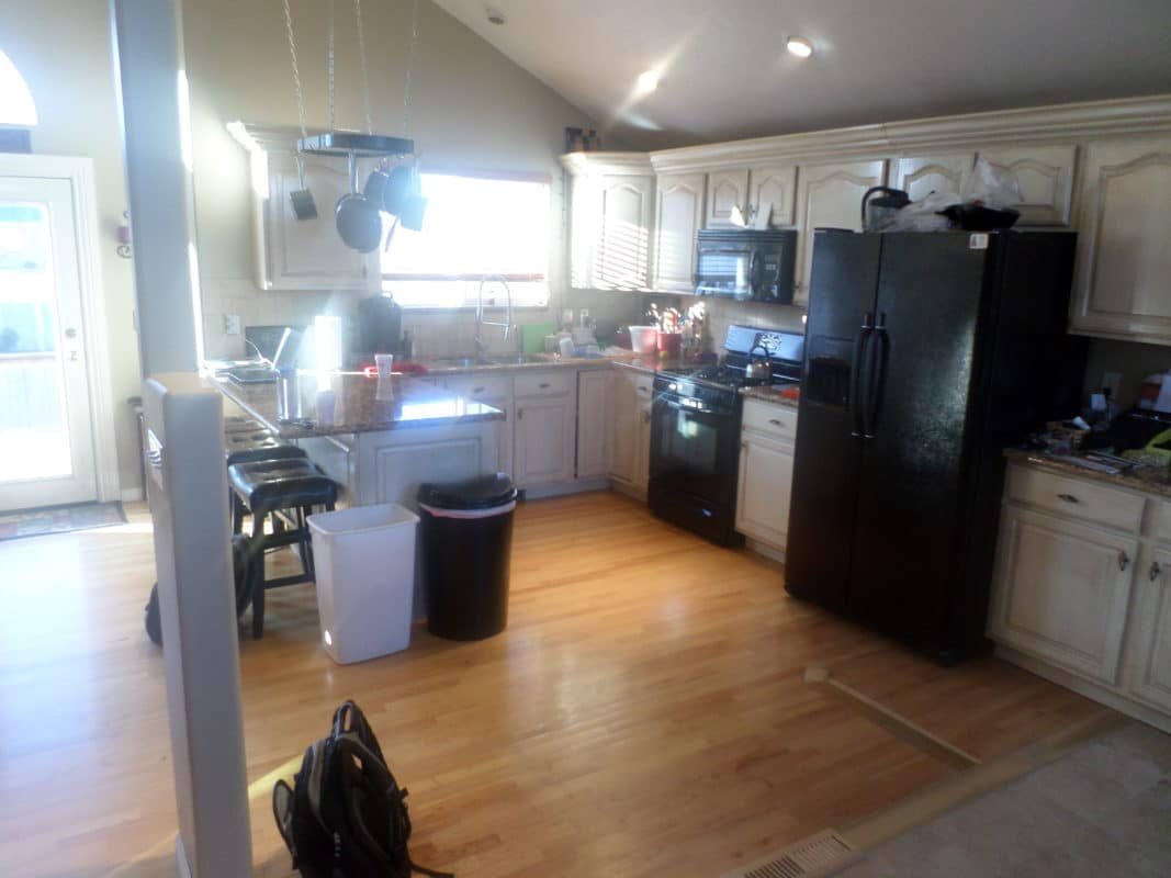 kitchen picture before remodel