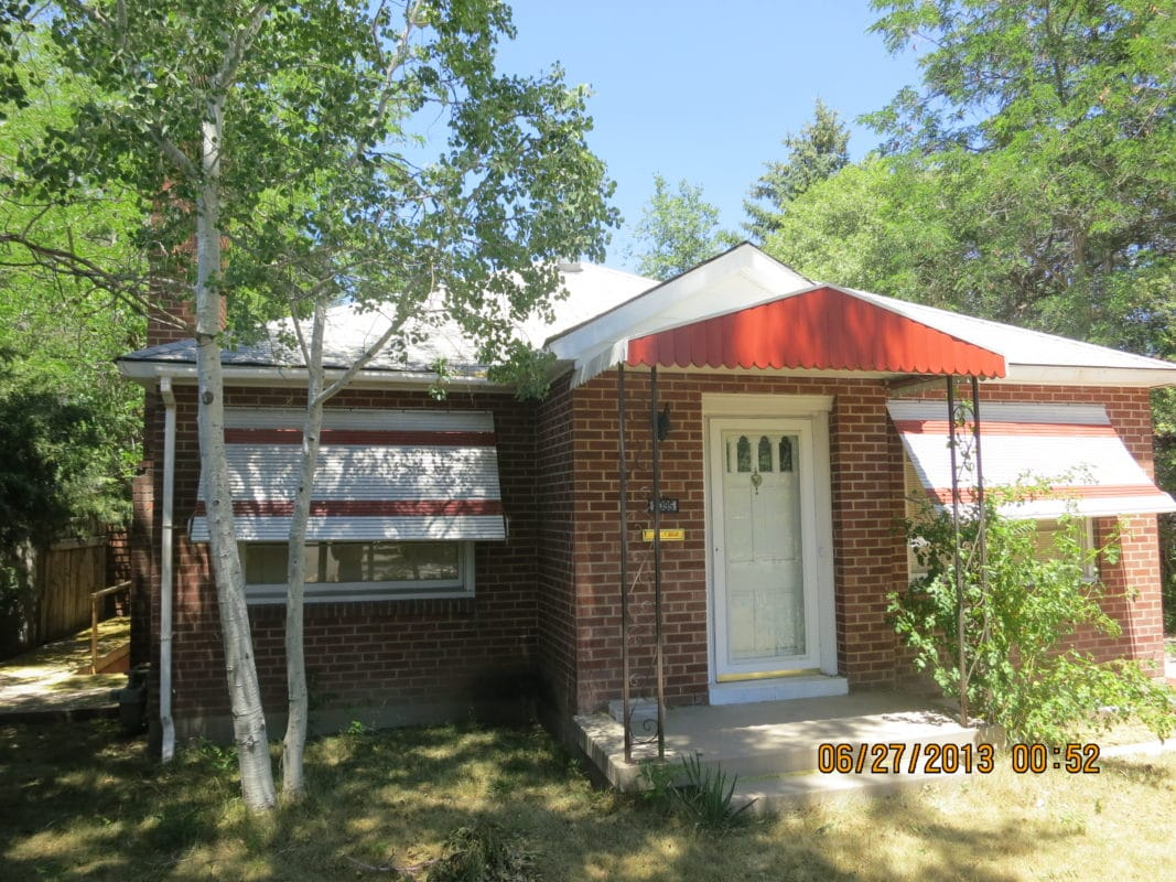 charming one level bungalow before